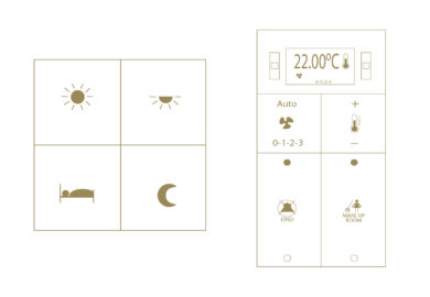 Light & Temperature Control